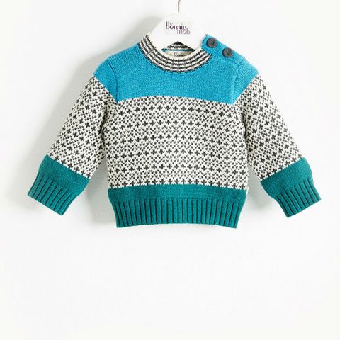 Laurie chunky knit jumper