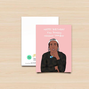 Pro & Hop ASAP Greeting Card