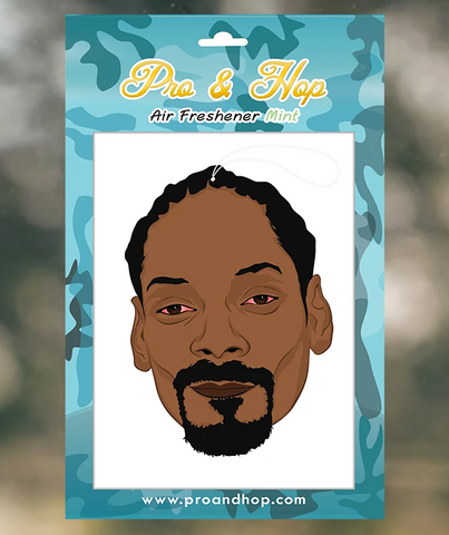 Pro & Hop Snoop Eyes Air Freshener