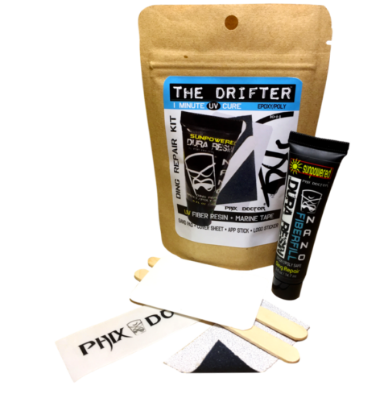 Phix Doctor Drifter Travel Kit