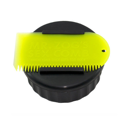 Sexwax Wax Container with Comb