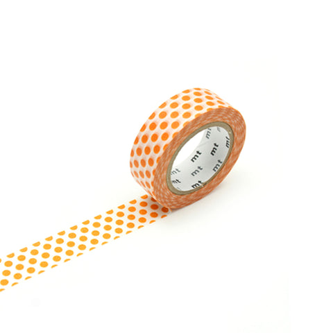 MT Washi Tape - Dot Mandarin