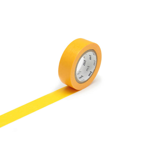 MT Washi Tape - Himawari Yellow