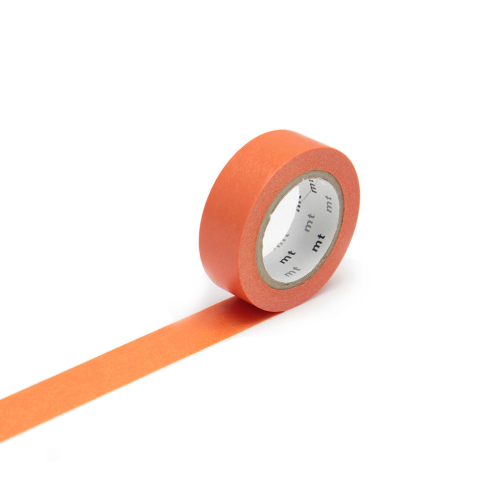 MT Washi Tape - Ninjin Orange