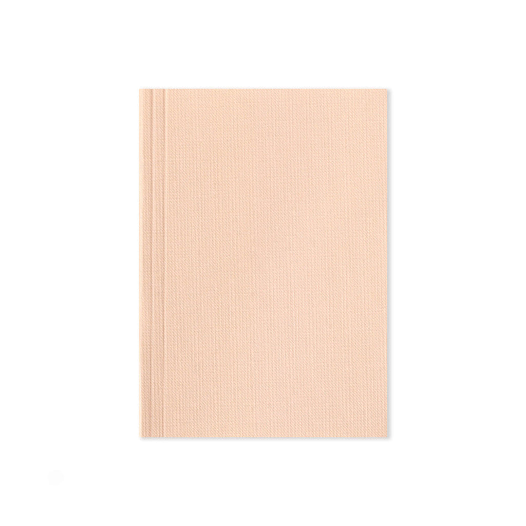 Pocket Layflat Notebook - Pink