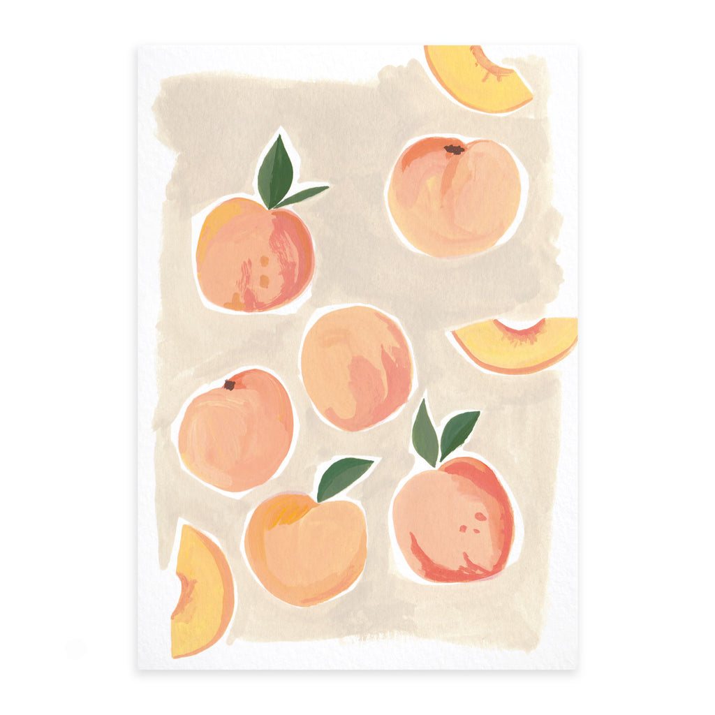 Fine Art Print: Peaches