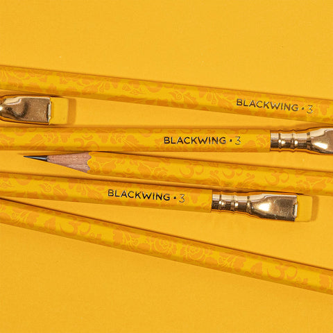 Box of 12 Blackwing Limited Edition Vol. 3 - Ravi Shankar