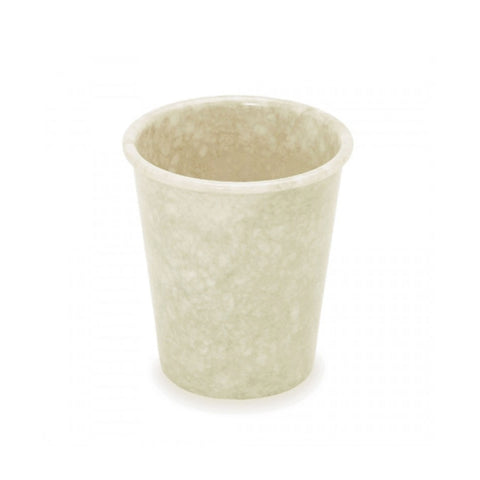 Hightide Marbled Pen Pot - Ivory