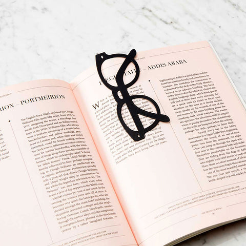 Riviera Bookmark - Black