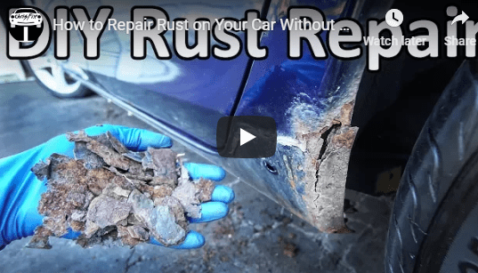 🛠️ DIY Rust Repair - No Special Tools Needed 👍