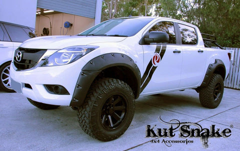 ABS Kut Snake Mazda BT-50 Flares - AdensTyres.co.nz