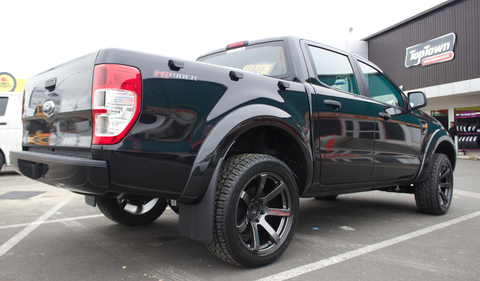 FORD RANGER WHEEL ARCH FLARES (Slim)