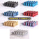 TORQ COLOURED SPLINE WHEEL NUTS (20) SET & SOCKET/KEY