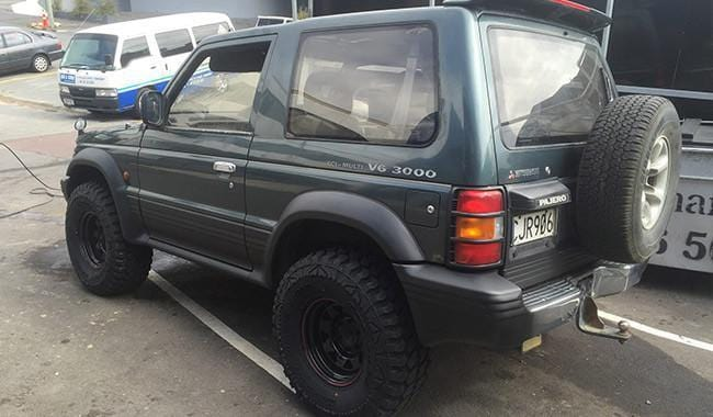Wildland Offroader Black (Price is each) - AdensTyres.co.nz