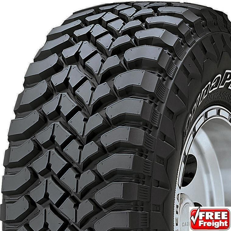 225/75R16 HANKOOK DYNAPRO MT (RT03) 115/112Q - AdensTyres.co.nz - Tyres