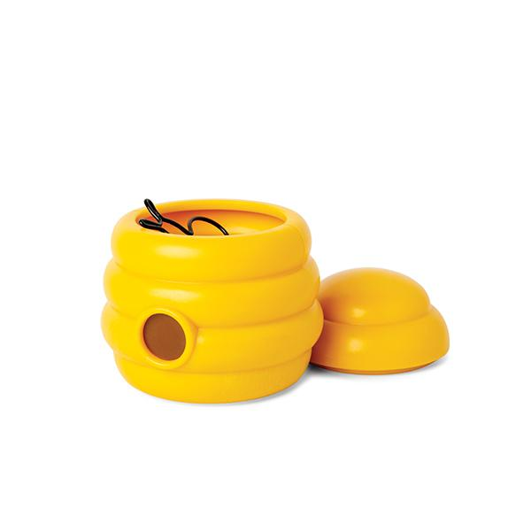 BUSY BEES / Paper Clips & Magnetic Container