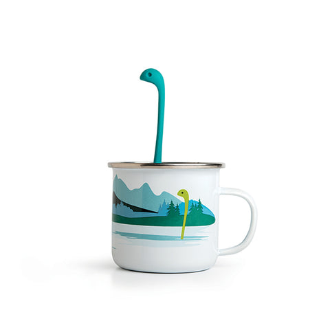 CUP OF NESSIE / Tea Infuser & Cup