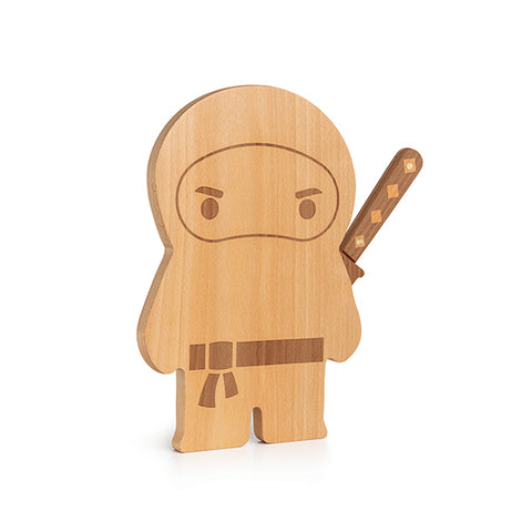 Ninja Board  / Cutting Board &  Knife