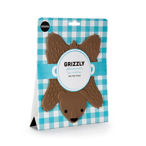 Grizzly / Hot pot trivet