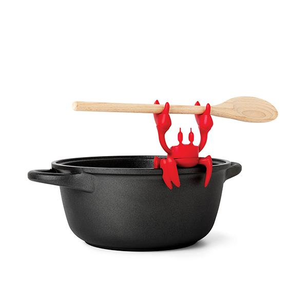 RED / Spoon Holder & Steam Releaser
