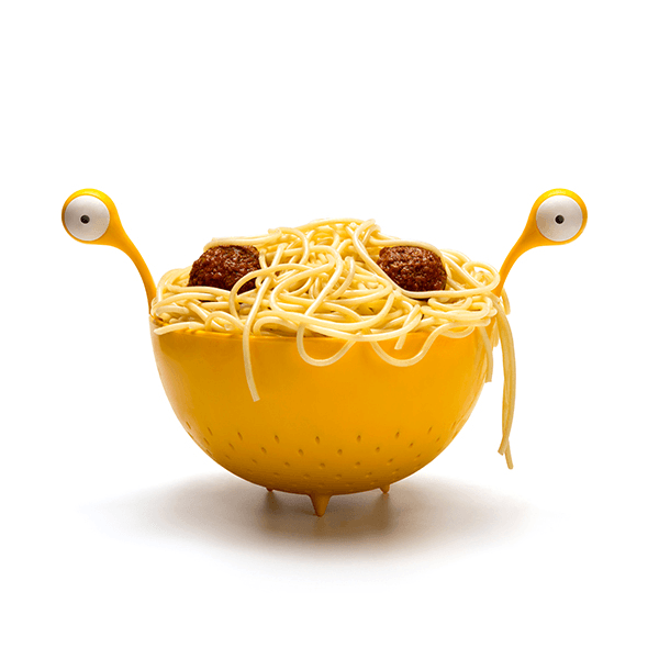 Spaghetti Monster / Colander