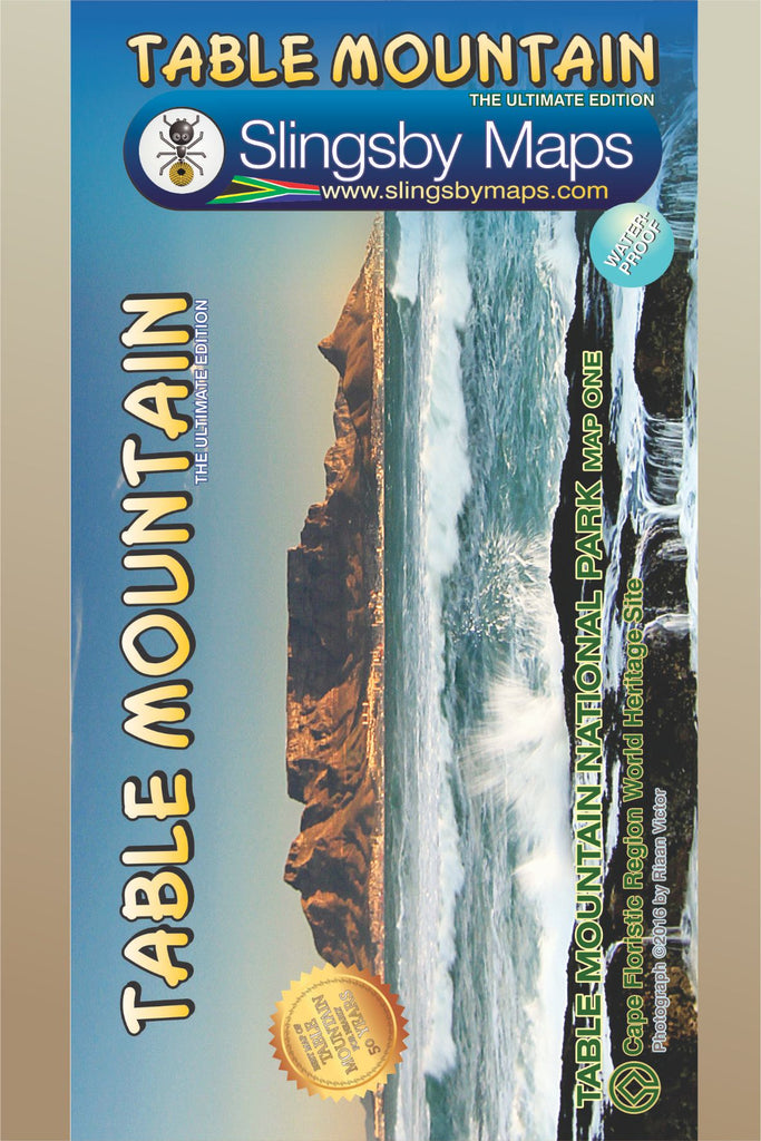 AH01 Table Mountain #15 - 2019 + FREE 'Silvermine' [RSA orders only]