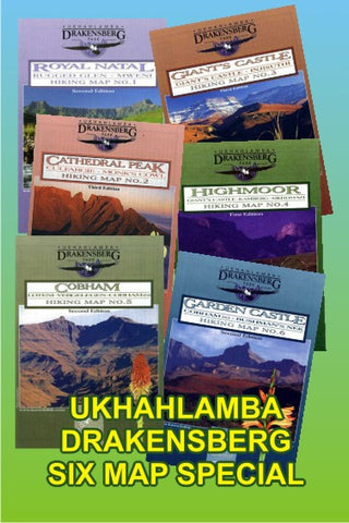 SAH02 UKHAHLAMBA DRAKENSBERG PARK (available in SOUTH AFRICA only)