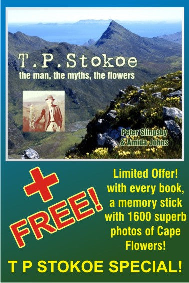 SB03 T.P. Stokoe: man, myths, flowers SPECIAL (available in SOUTH AFRICA only)