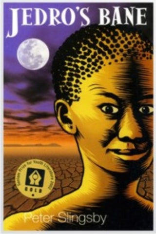 BA11 Jedro's Bane (Youth Novel) (available in SOUTH AFRICA only)