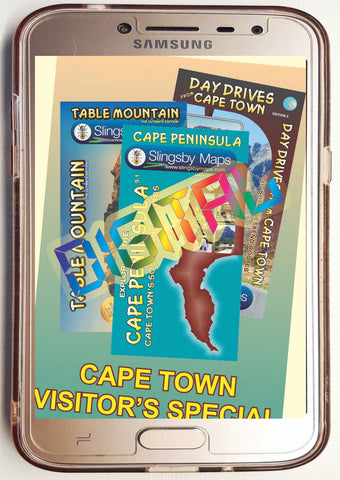 DST05 Digital Cape Town Visitor's Holiday SPECIAL