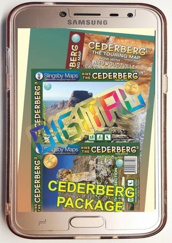 DST03 Digital Cederberg Holiday SPECIAL