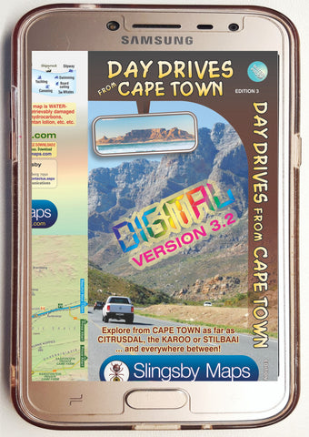 DAT05 Digital Day Drives from Cape Town #3 - 2017