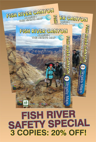 SAH04 FISH RIVER CANYON SAFETY SPECIAL