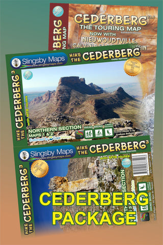 SAT03 CEDERBERG Package (available in SOUTH AFRICA only)