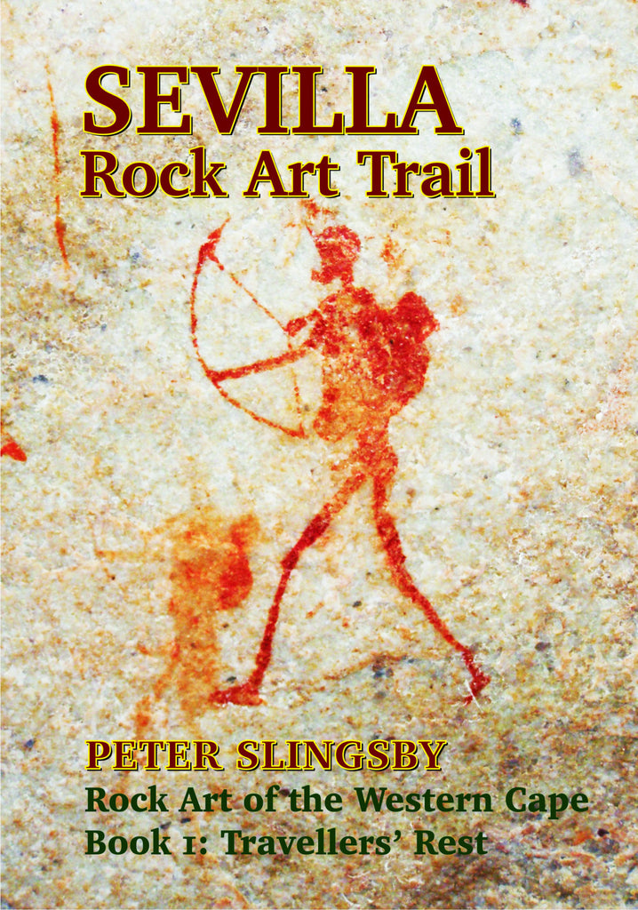 BA06 Rock Art #1: Sevilla Trail and Traveller's Rest (available in SOUTH AFRICA only)