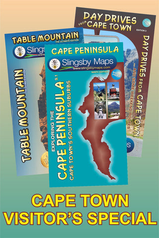 SAT05 CAPE TOWN VISITOR'S HOLIDAY (available in SOUTH AFRICA only)