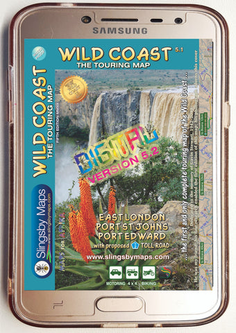 DAT10 Digital The Wild Coast #5 - 2020
