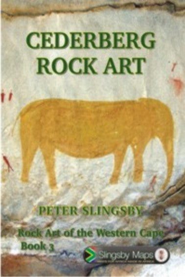 BA08 Rock Art #3 – Cederberg and Koue Bokkeveld (available in SOUTH AFRICA only)