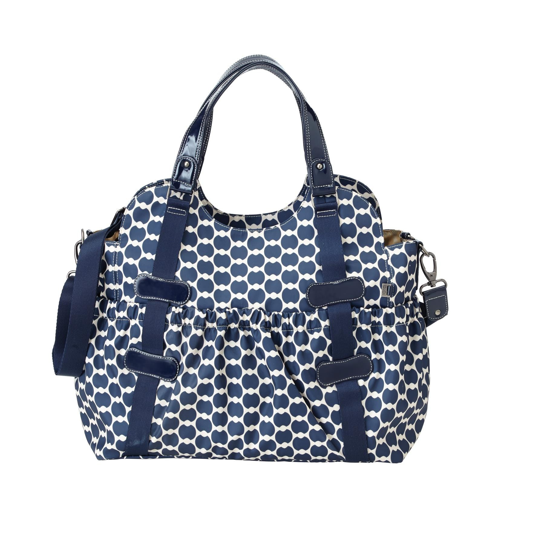 diaper bag designer sale 0rdt  OiOi Eclipse Dot Tote Diaperbag