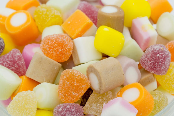 Quarter of Dolly Mixtures (approx 100g)