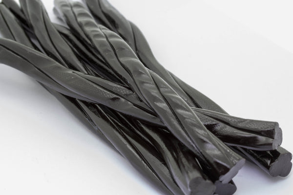 Twisted Liquorice Sticks