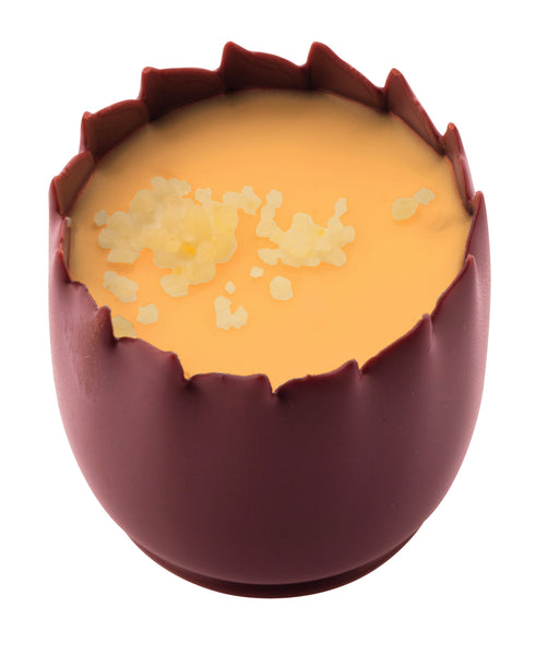 Corina - mango ganache with raspberry (6 Count)
