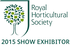 Royal Horticultural Society 2015 Show Exhibitor