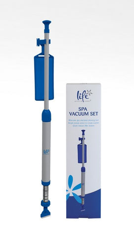 Life Spa Vacuum Set