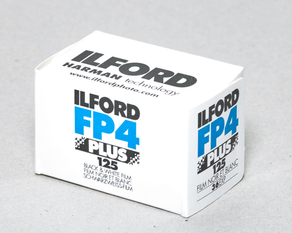 Ilford FP4 PLUS- 35mm Roll Film