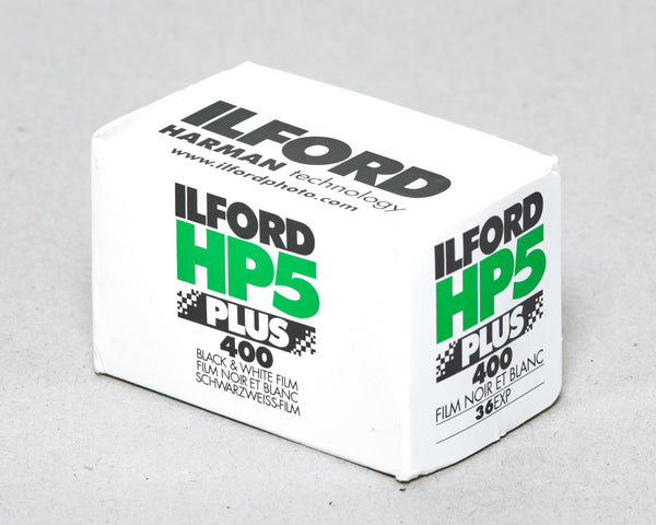 Ilford HP5 PLUS- 35mm Roll Film