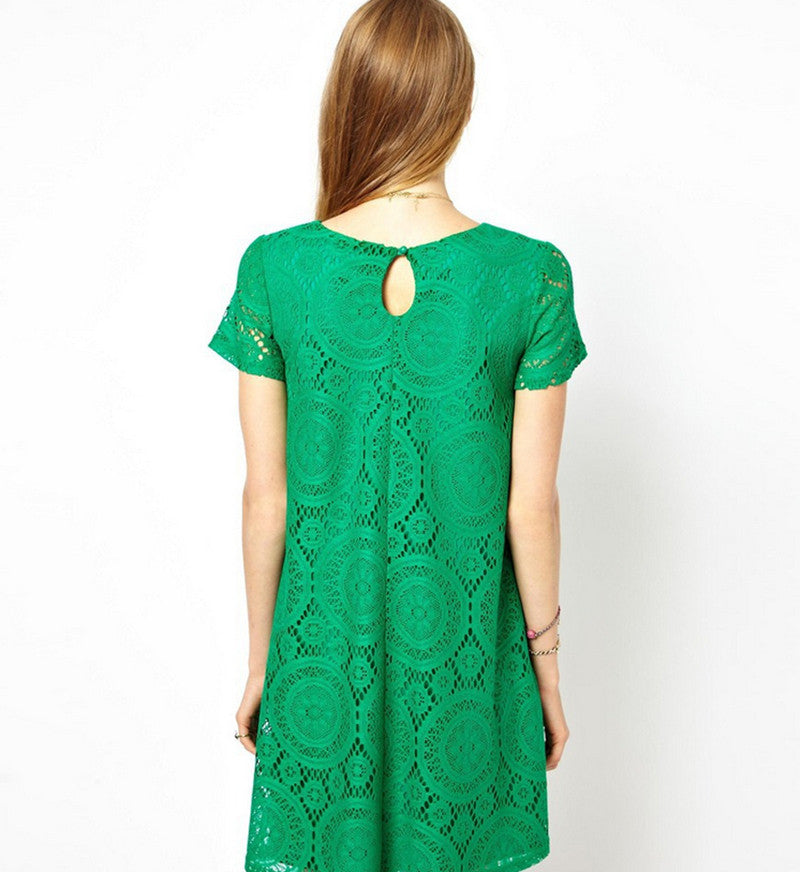 Summer Lace Dress For Women