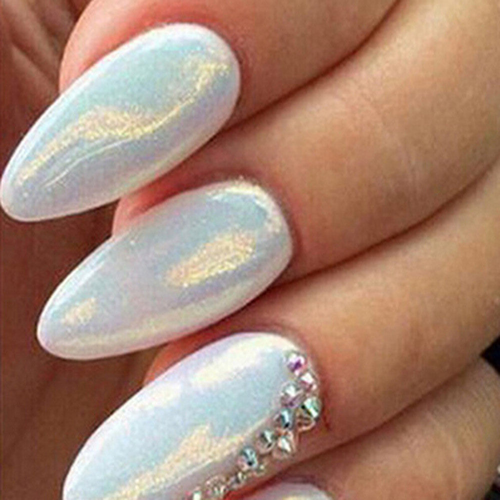 Mermaid Effect Nail Glitter Polish