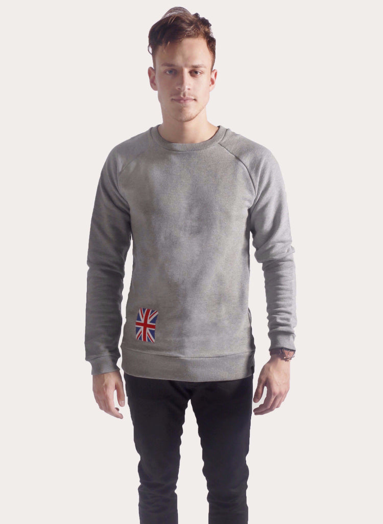 Union Grey Sweatshirt