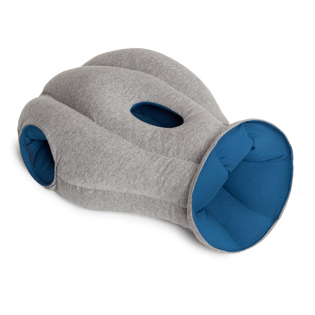 studio banana things ostrichpillow faily ostrichpillow original sleepy blue